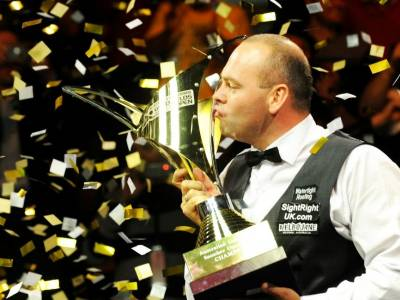 Stuart Bingham – noul campion mondial la snooker featured image