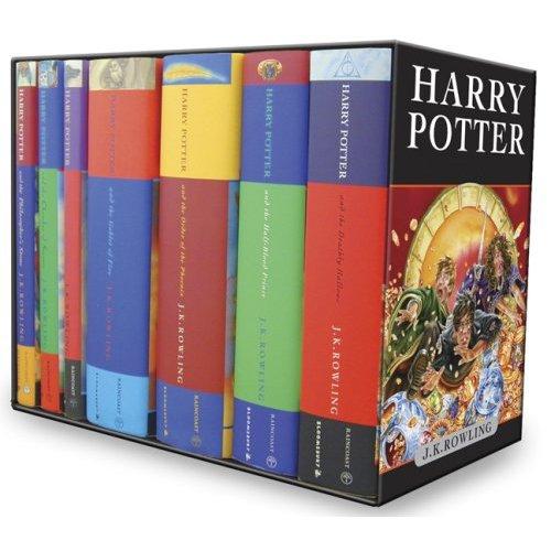 S-a anuntat inca o carte din seria Harry Potter featured image