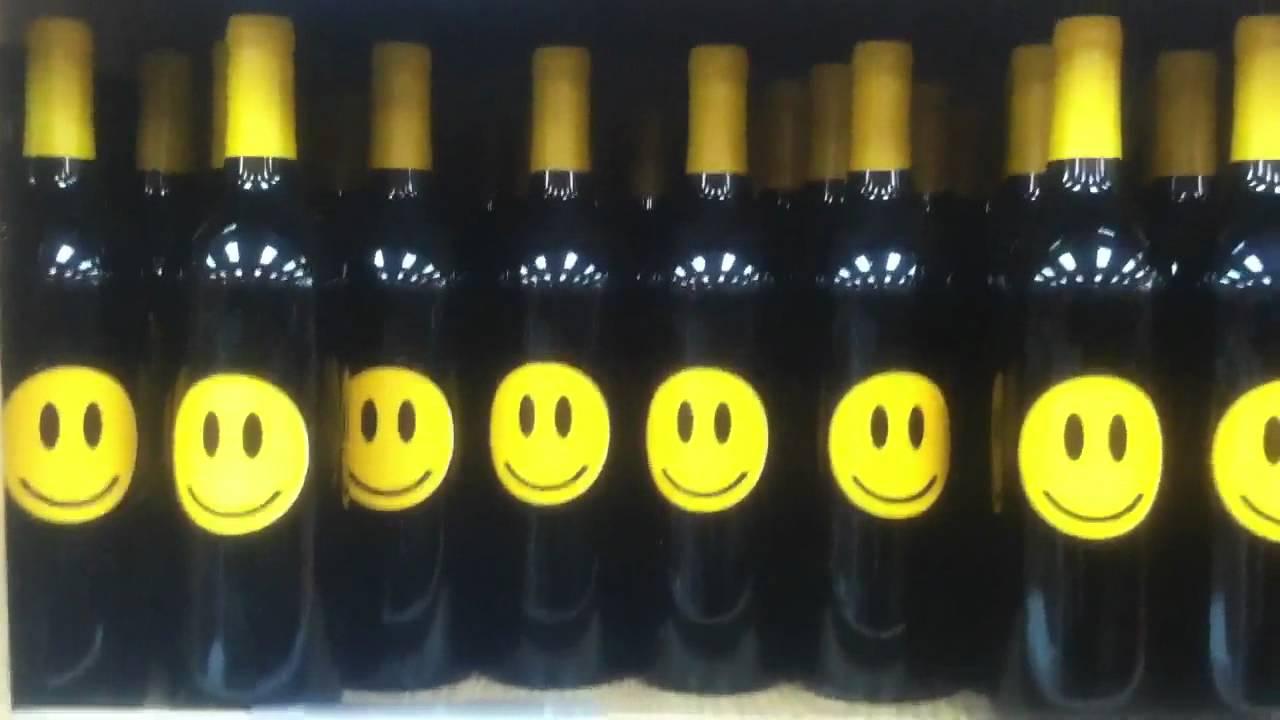 sticle de vin fericite